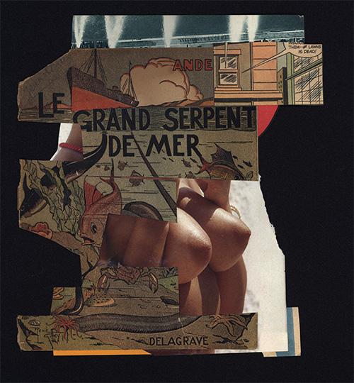Décollage immédiat # 3 : Le Grand Serpent de mer par Julien Lauber