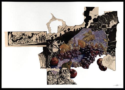 La Guerre de l'Art # 1 : Les Raisins de la bataille par Julien Lauber