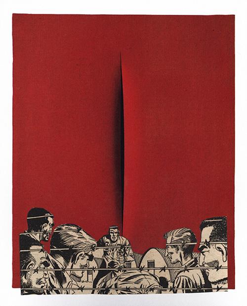 La Guerre de l'Art # 3 : La Grande Évasion par Julien Lauber