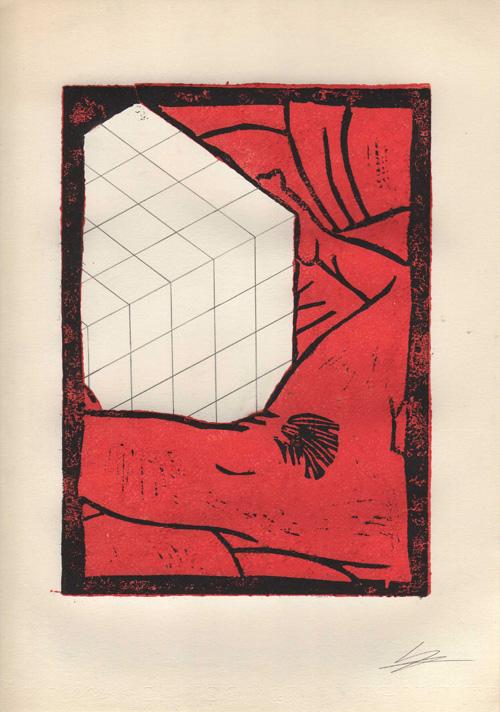 Le Rubik's Cube avait une sacrée langue par Julien Lauber