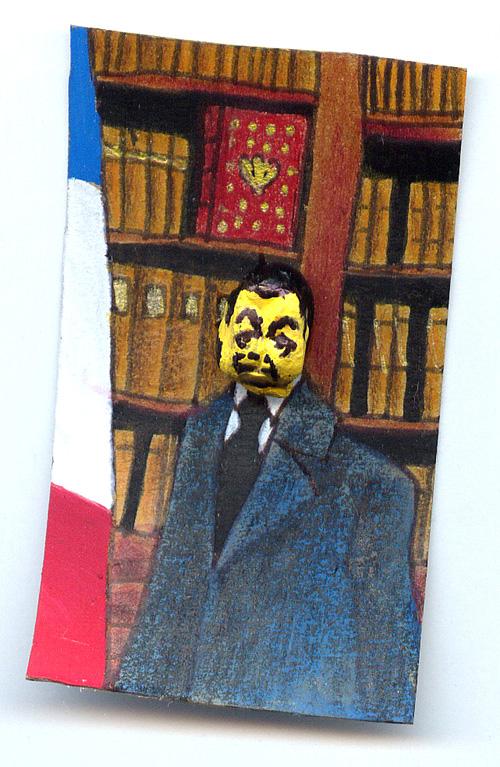 L'Ex-Premier Pois chiche de France par Julien Lauber