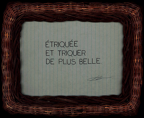 Yeuku # 23 par Julien Lauber